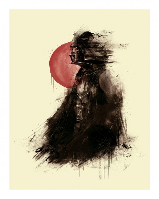 Lord Vader By: Marie Bergeron