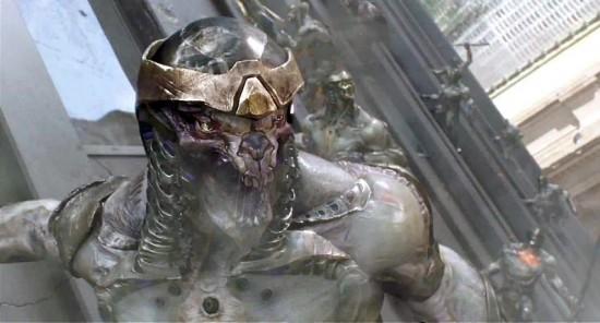 a Chitauri warrior (