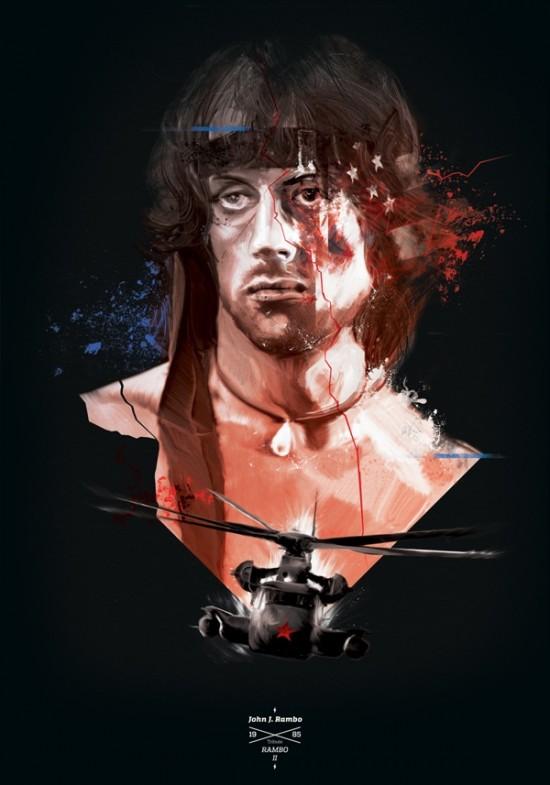 TOMASZ MAJEWSKI – TRIBUTE SERIES 1 - Rambo