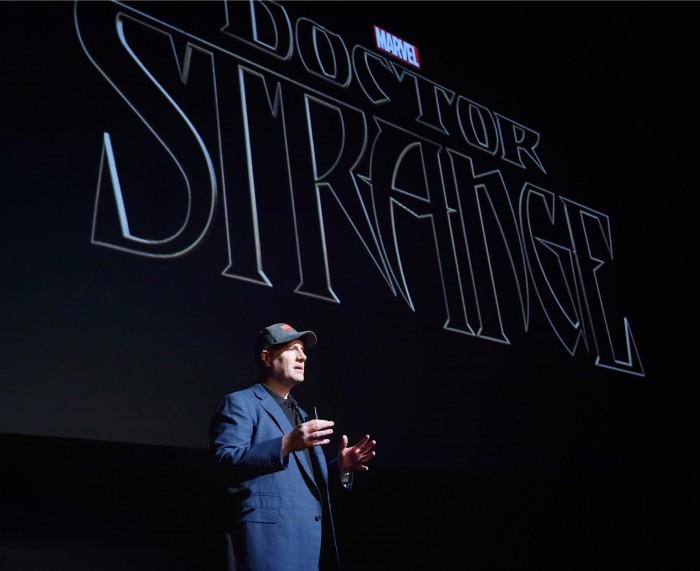 Kevin Feige Doctor Strange