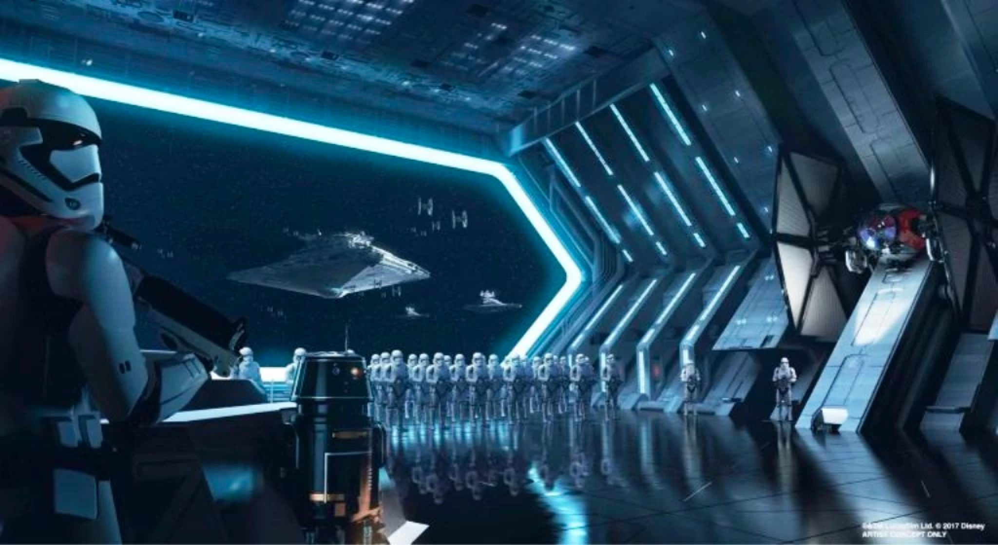 Image result for rise of the resistance galaxy's edge
