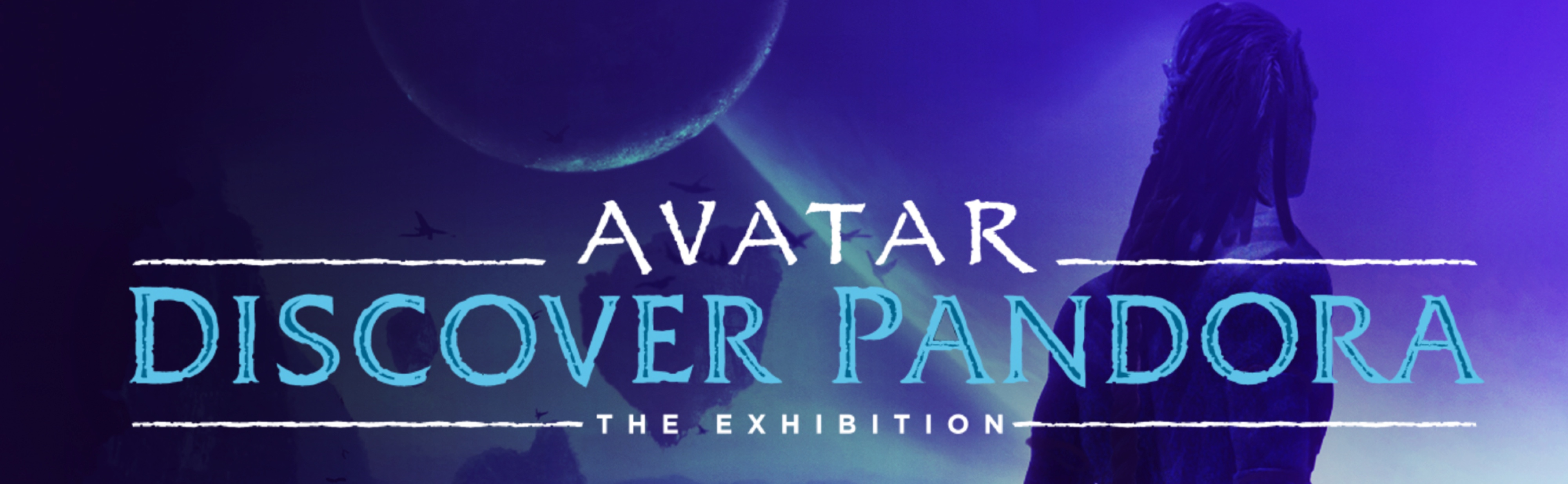 avatar discover pandora concept art exhibition opening december 2016