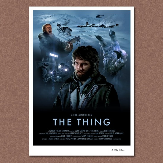 Candy Killer's The Thing poster