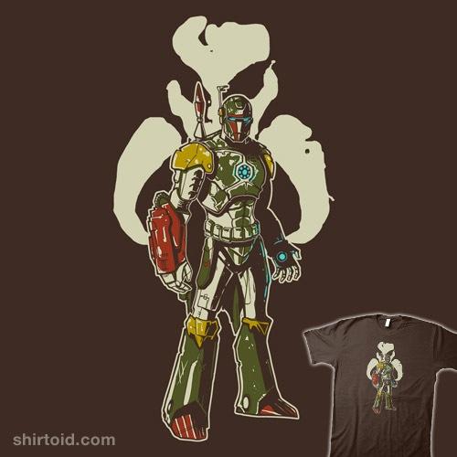 Iron Fett t-shirt