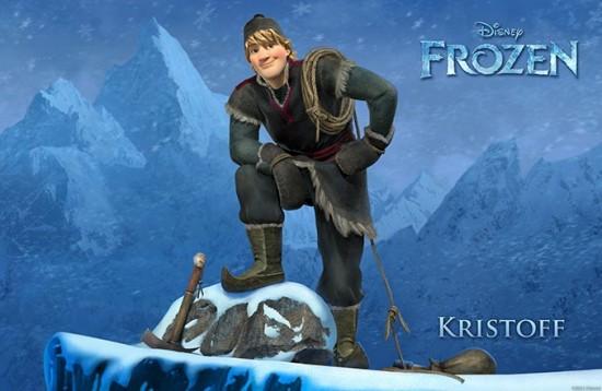 Frozen - Kristoff (Jonathan Groff)