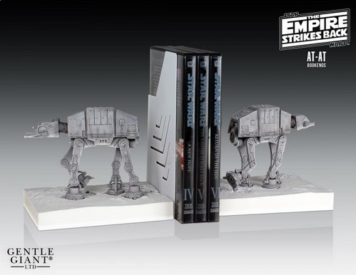 AT-AT Mini Bookends