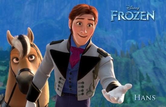 Frozen - Hans (Santino Fontana)