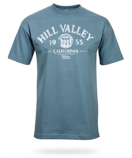 Hill Valley CA t-shirt