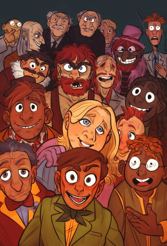 What Would The Muppets Look Like As Humans