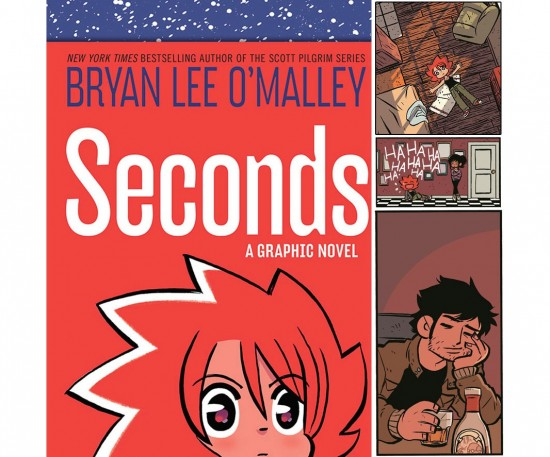 Seconds: A Graphic Novel by Bryan Lee O'Malley
