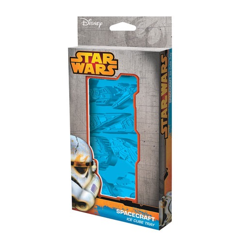 Star Wars Spacecraft Ice Cube Tray
