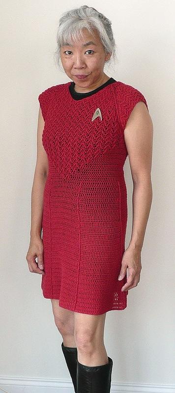 Starfleet Uniform Dress
