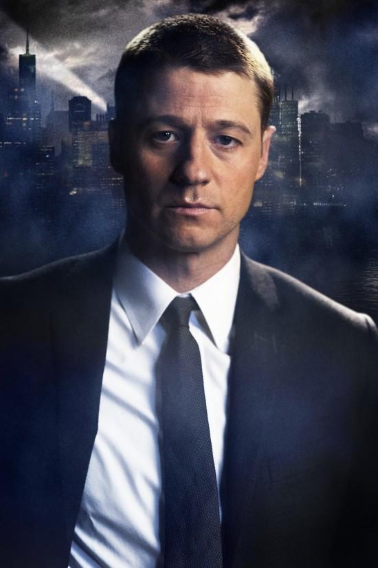 Gotham Photo Ben McKenzie as future Commissioner Gordon