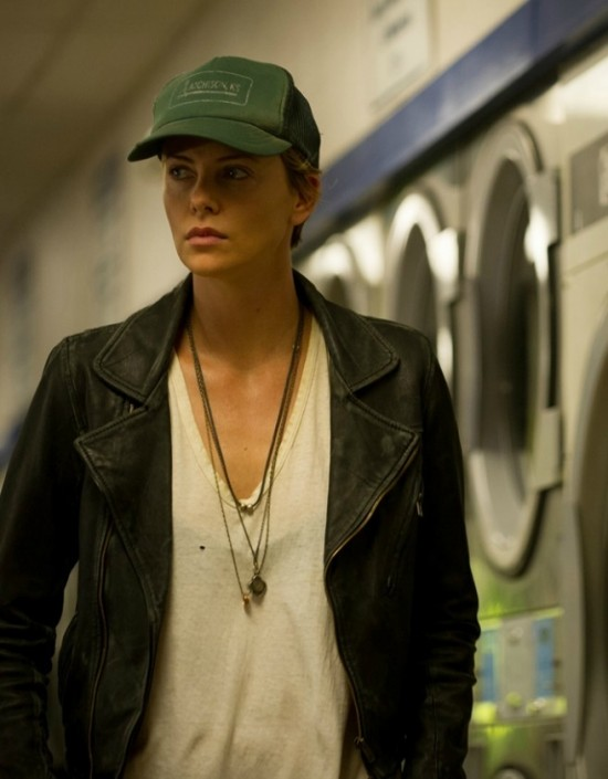 Charlize Theron in Gillian Flynn's Dark Places