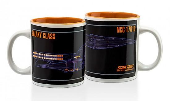 Star Trek NCC 1701D Mug