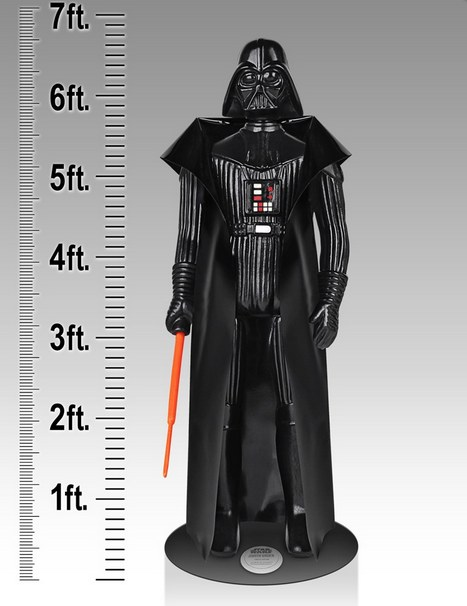 Gentle Giant Announces Life-Size Vader Statue