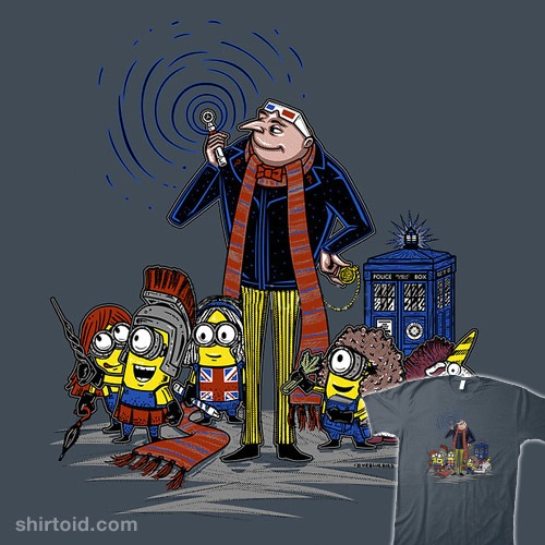 Doctor Gru t-shirt