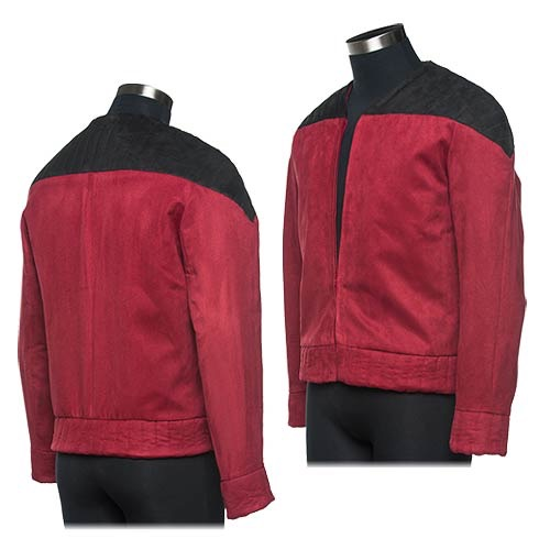 Star Trek: TNG Captain Picard Jacket Replica
