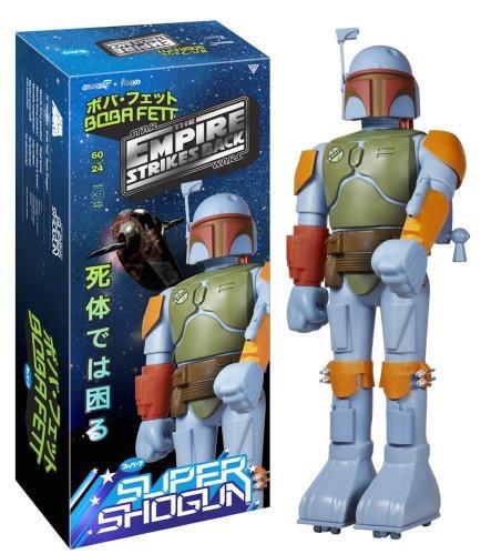 "24"" Star Wars Super Shogun Boba Fett from Funko"