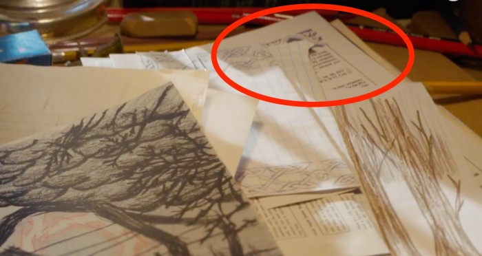 Stranger Things Ravenloft page