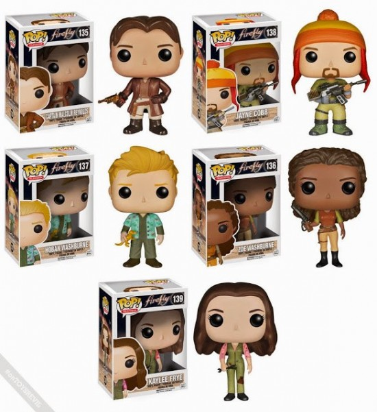 Pop! Television: Firefly by Funko