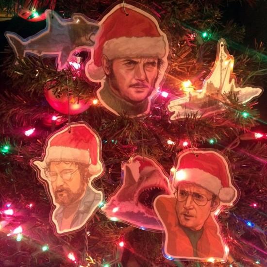 JAWS Holiday Ornaments