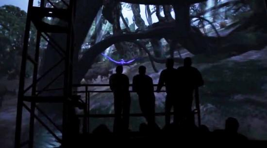 Avatar Land behind the scenes