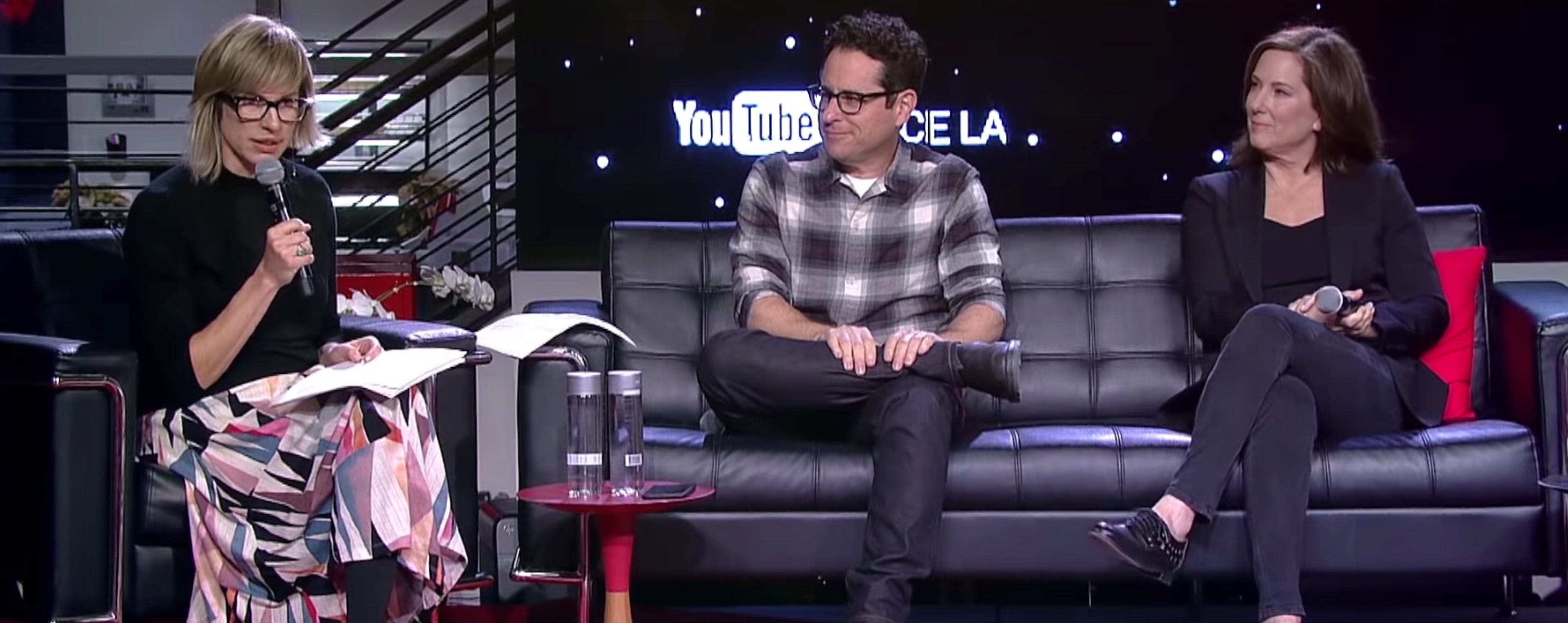 Watch: Star Wars: The Force Awakens Power Of Storytelling Q&A