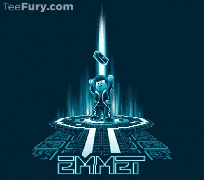 Emmetron t-shirt