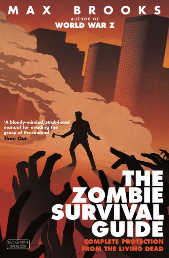 Matt Ferguson's Cover Art For The Reprint Of Max Brook's Best Seller:
