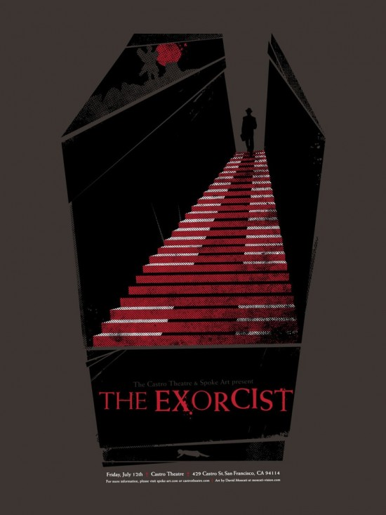 """""""The Exorcist"""" by David Moscati"""