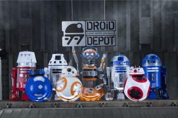 Mubo's Droid Depot