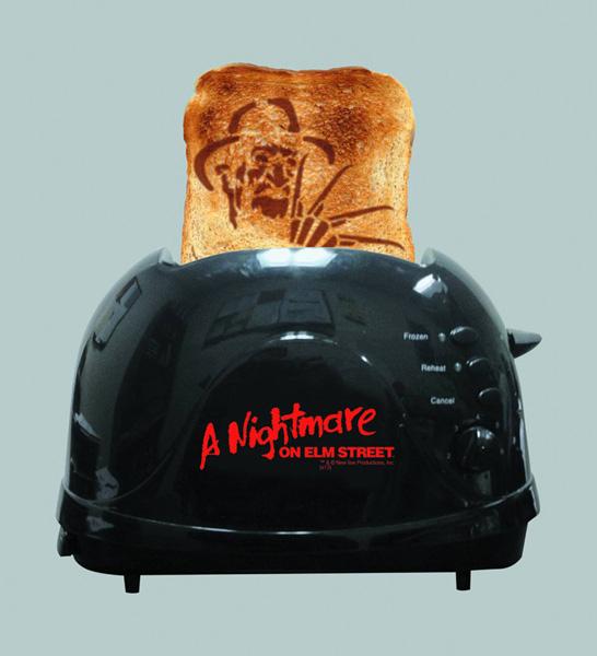 Nightmare On Elm Street: The Toaster