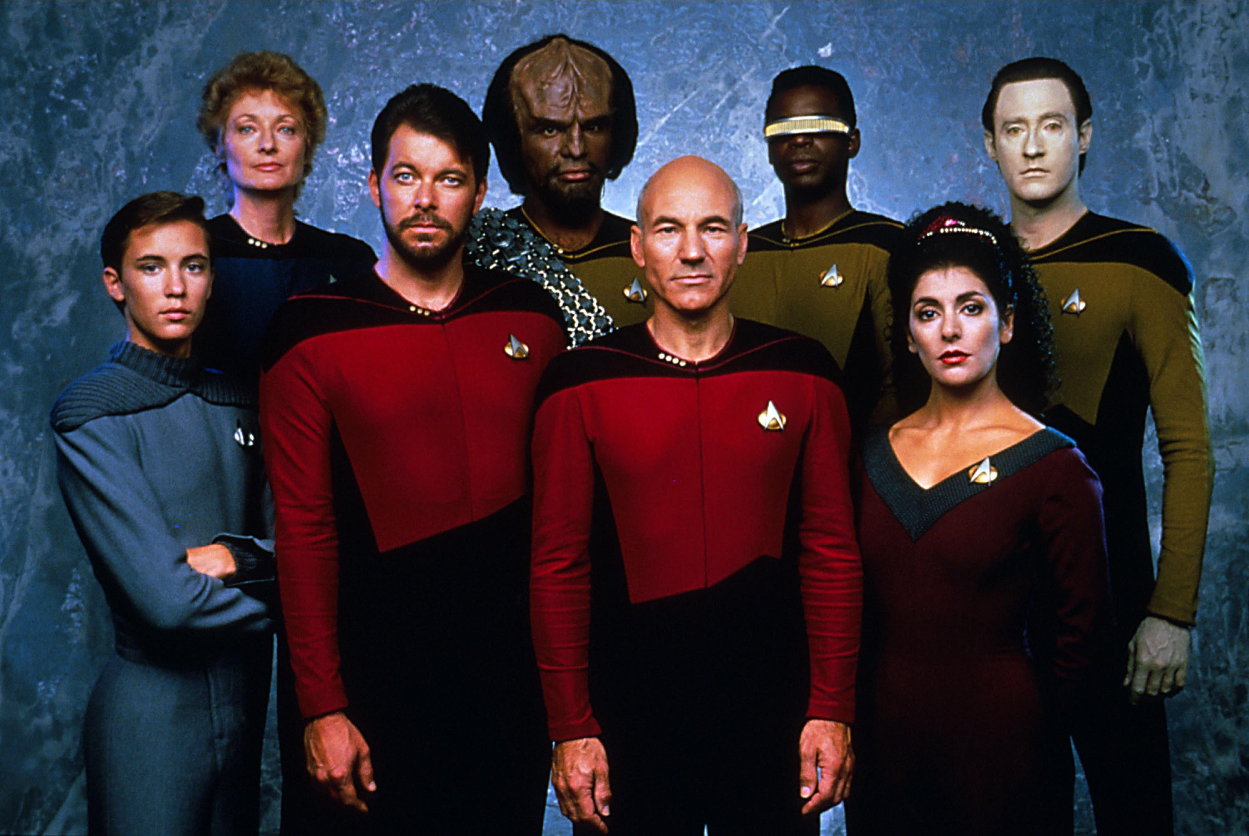 Star Trek Enterprise Cast