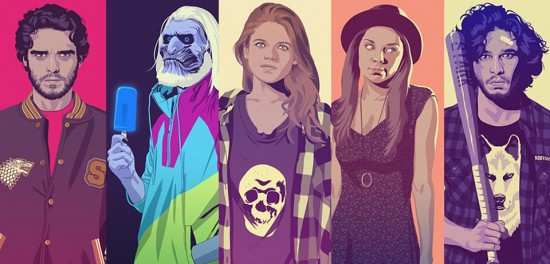 Game of Thrones '80s/'90s
