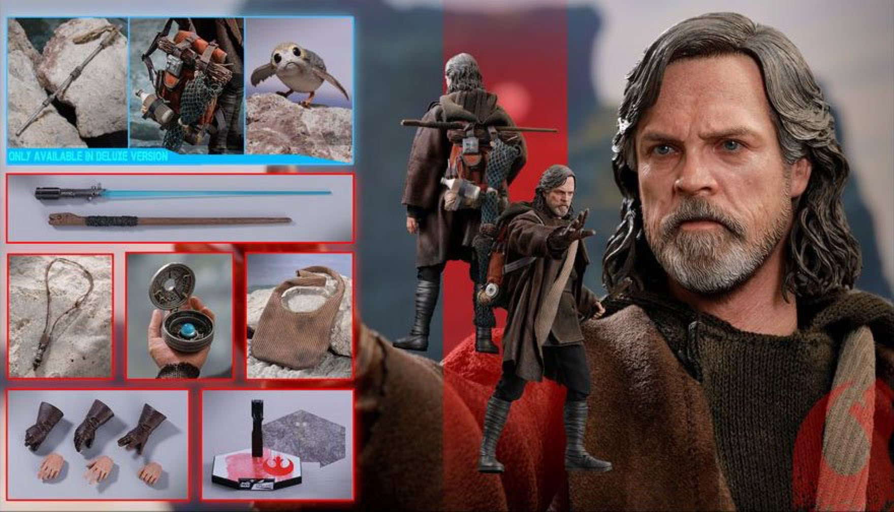 Camera Cachee Star Wars : The story behind luke skywalkers compass in star wars: the last jedi