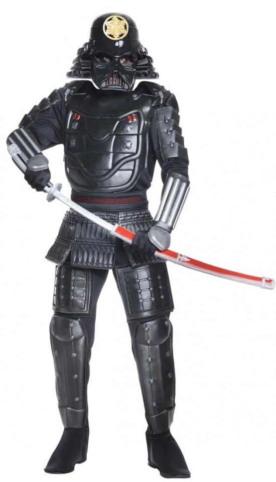 Samurai Darth Vader And Stormtrooper Costumes