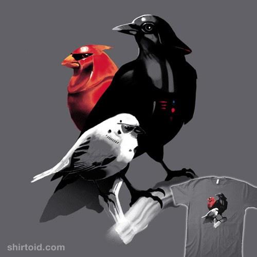 Avian Empire t-shirt