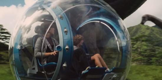 Gyrosphere Jurassic World