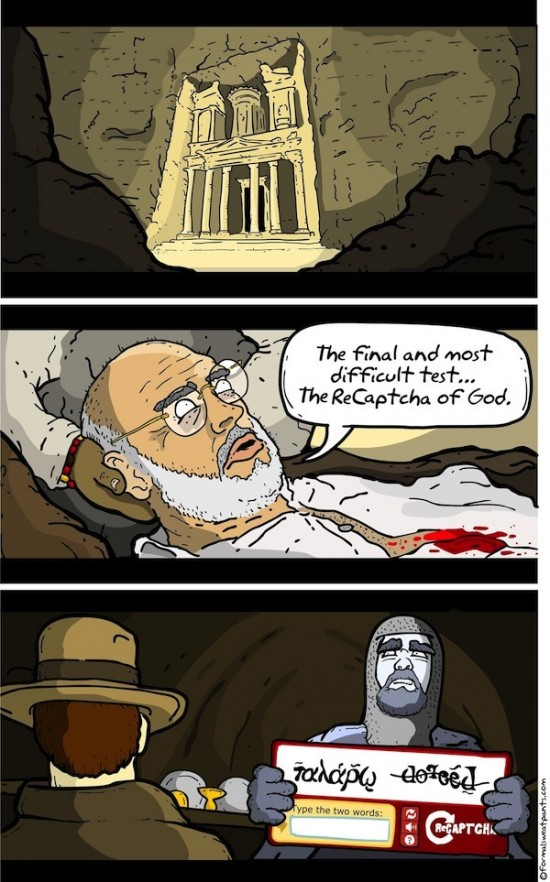 Indy's Real Final Test Was Impossible [Comic]