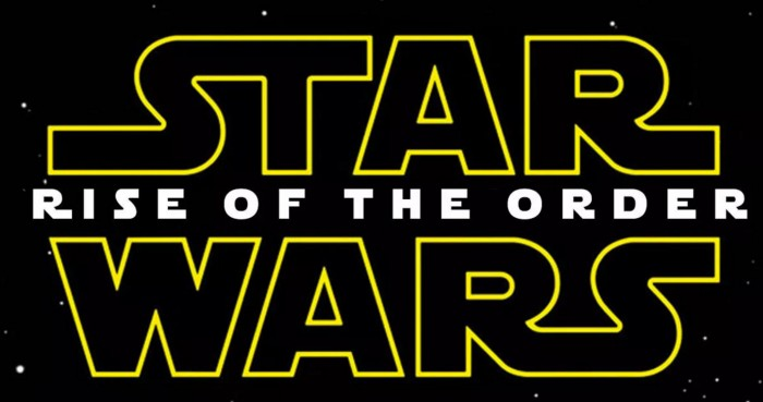Star Wars: Rise of the First Order