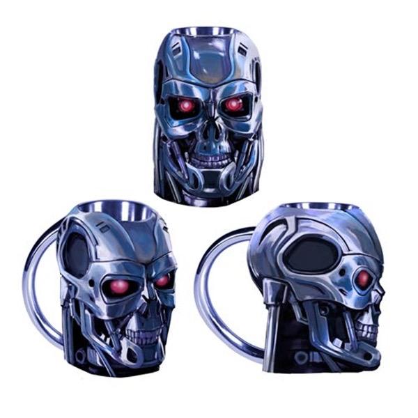 The Terminator T-800 Mug