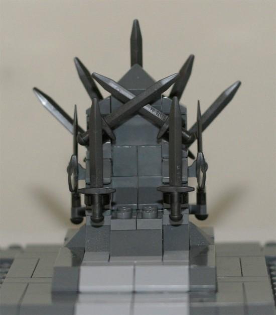 Game of Thrones Scenes In LEGO