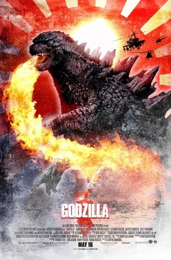 Paul Shipper's Godzilla