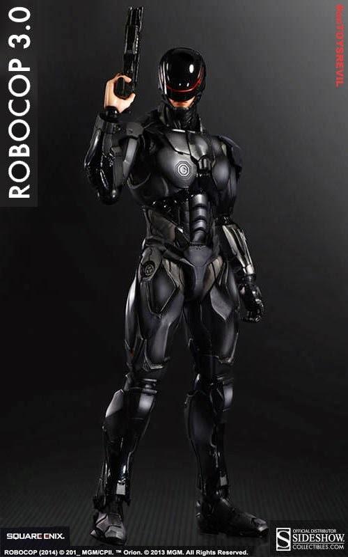 Robocop by Square Enix / Play Arts [KAI]
