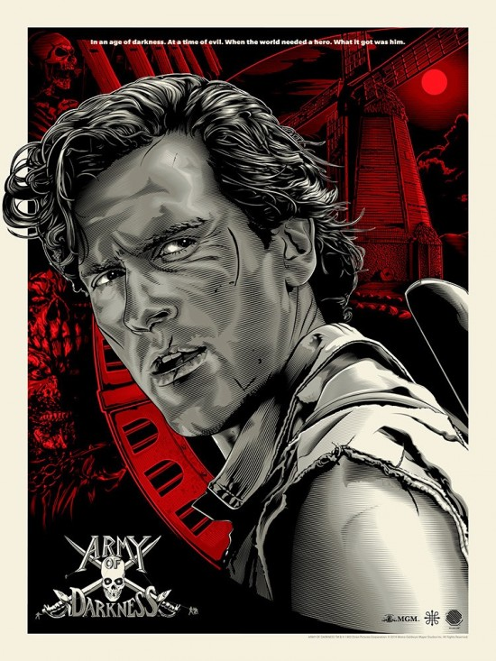 Army Of Darkness - Chris Weston and Jeff Boyes