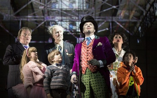 Sam Mendes' 'Charlie And The Chocolate Factory'