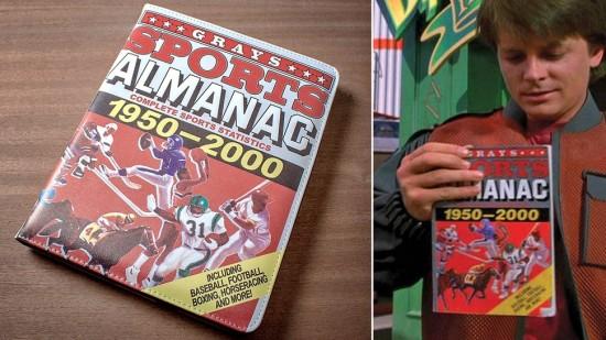 BTTF's Grays Sports Almanac iPad Case