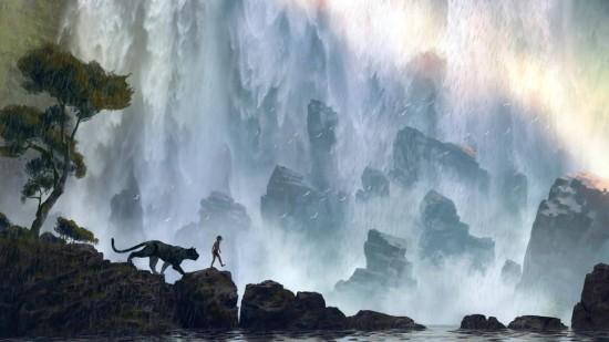 Jon Favreau The Jungle Book concept art