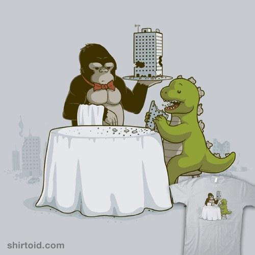 Crunchy Meal t-shirt